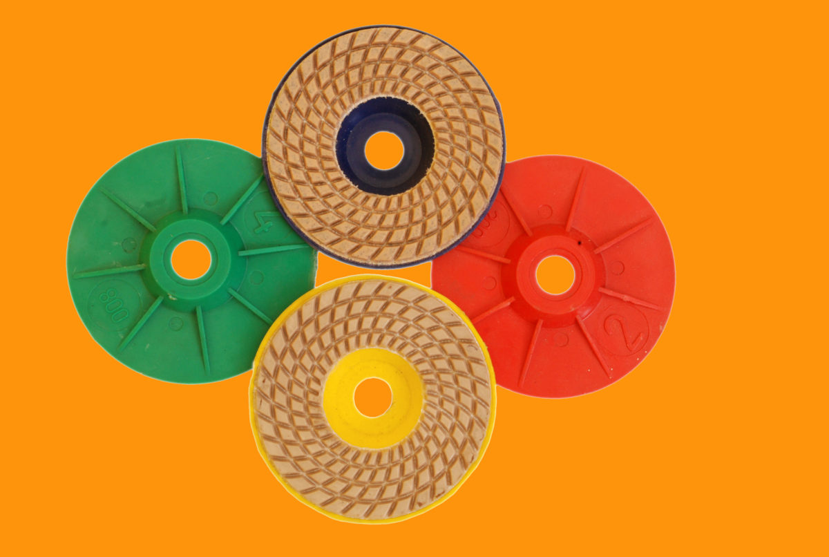 Dry Polishing Pads (DCRPD)